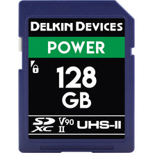 Load image into Gallery viewer, POWER UHS-II SDXC Memory Cards