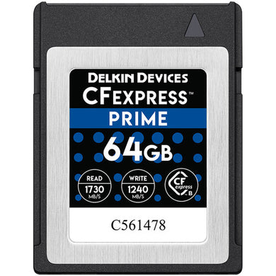 Delkin 64 GB CFexpress