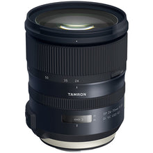 Load image into Gallery viewer, Tamron SP 24-70mm f/2.8 Di VC USD G2 Lens for Canon EF