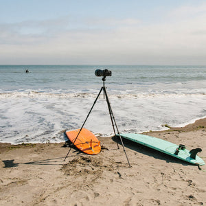 ALUMINUM TRAVEL TRIPOD
