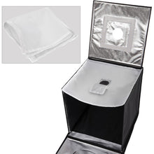 "Load image into Gallery viewer, Port-a-Cube LED Light Tent with Dimmer II (Large, 27"")"