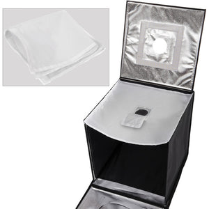 "Port-a-Cube LED Light Tent with Dimmer II (Large, 27"")"