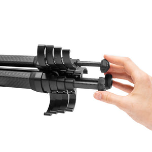 CARBON FIBER TRAVEL TRIPOD