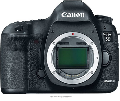 Canon EOS 5D Mark III 22.3 MP Camera (Body)
