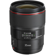 Load image into Gallery viewer, Canon EF 35mm f1.4L II USM Lens