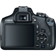 Load image into Gallery viewer, Canon EOS Rebel T7 DSLR Camera with 18-55mm and 75-300mm Lenses