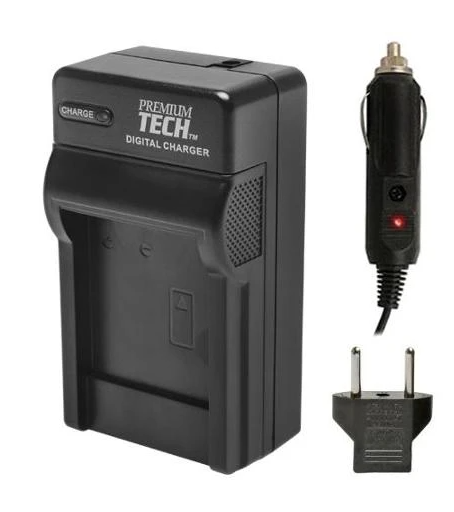 Premium Tech - Professional - Travel Charger - PT-72 CANON