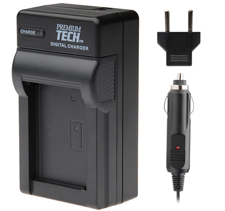 Premium tech - Professional - Travel Charger - PT-75 CANON