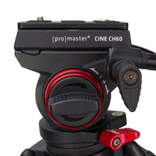 Load image into Gallery viewer, Cine Tripod Kit CT60K - Promaster