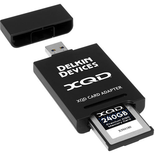Delkin Devices XQD Adapter