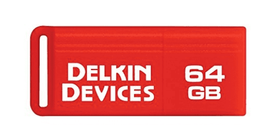 DELKIN DEVICES - Pocketflash USB 3.0 Drive