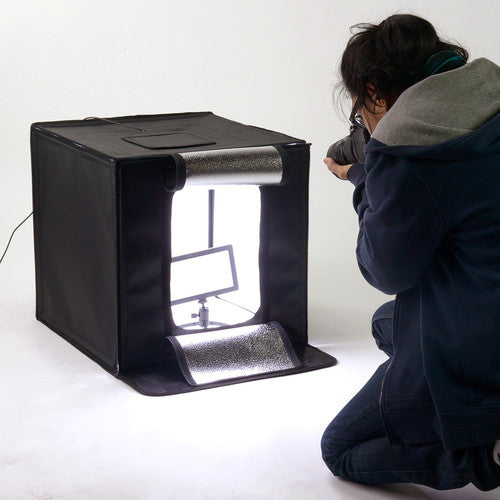 Port-a-Cube LED Light Tent with Dimmer II (Large, 27