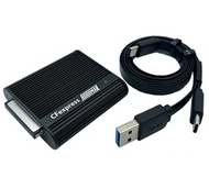 Hoodman Steel Card Reader Model CFEXR