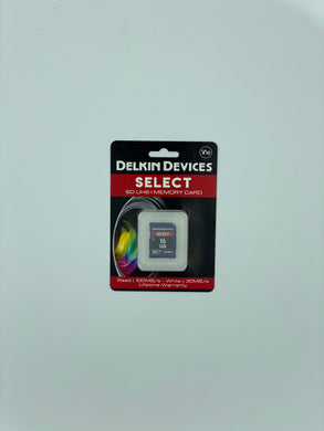 Delkin Devices 16 GB SD Memory card