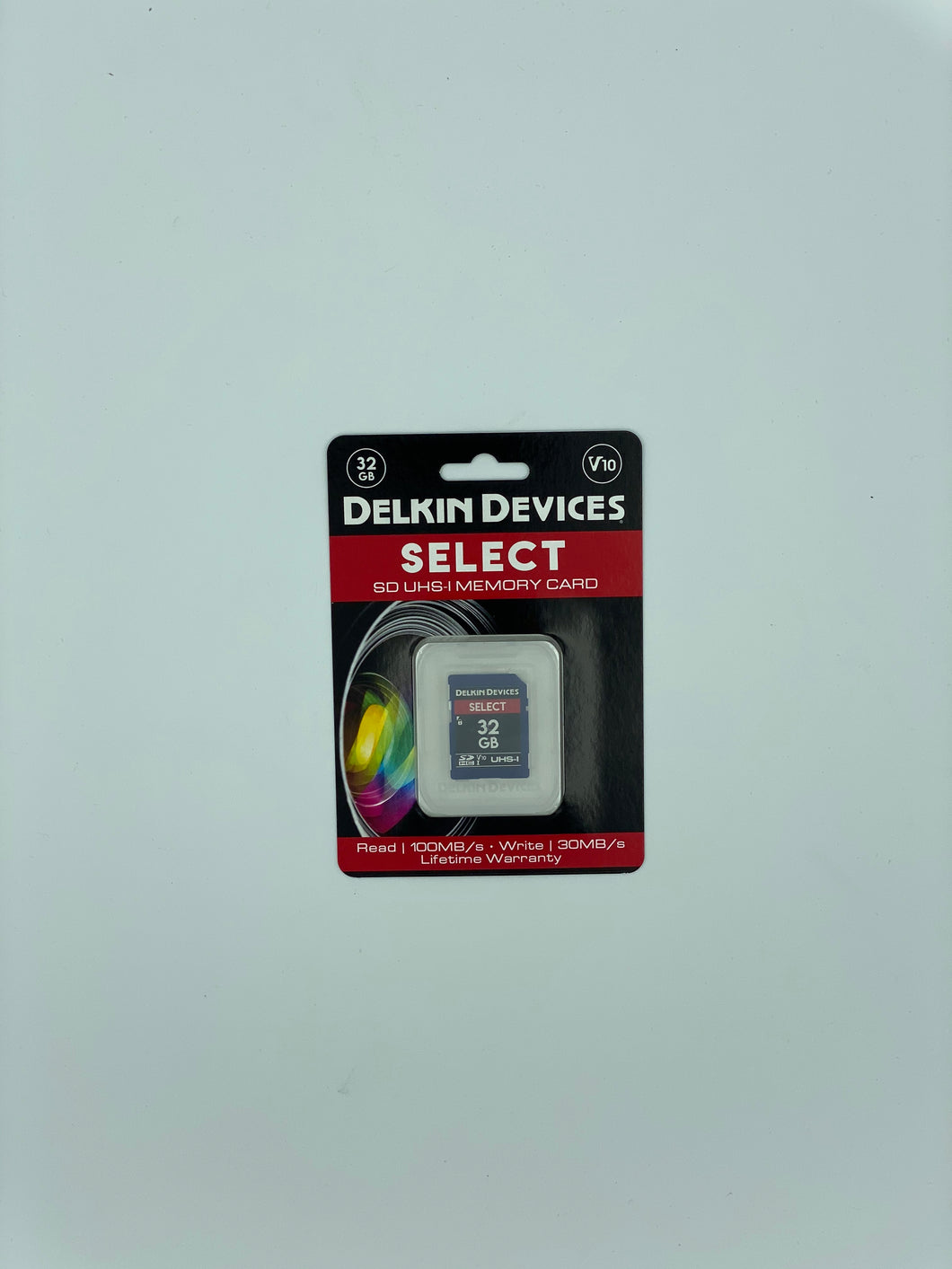 Delkin Devices 32 GB SD Memory Card