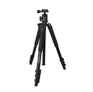 Sunpak 5858D 3 Section Aluminum Tripod with 3-Way Pan/Tilt Head