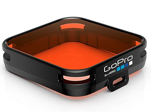 GoPro - Red Dive Filter for Standard Housing