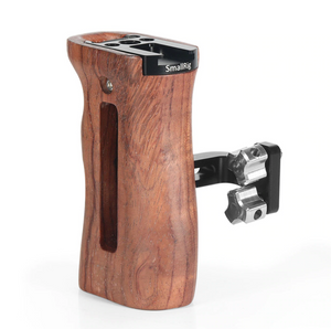 SmallRig Universal Wooden Side Handle 2093