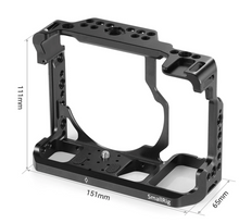 Load image into Gallery viewer, SmallRig Cage for Nikon Z5/Z6/Z7 Camera 2243