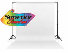 "Load image into Gallery viewer, Superior Seamless Paper 107"" x 36' (2.72m x 11m)"