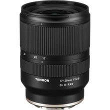 Load image into Gallery viewer, Tamron 17-28mm f/2.8 Di III RXD Lens for Sony E