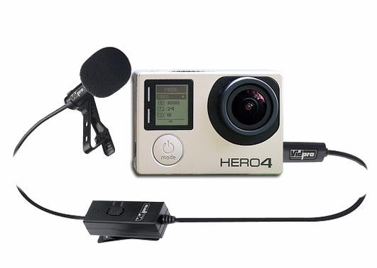 XM-G Lav Microphone for GoPro Hero Cameras
