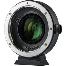 Load image into Gallery viewer, Viltrox EF-EOS M2 0.71x Lens Mount Adapter for Canon EF-Mount Lens to Canon EF-M-Mount Camera