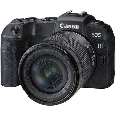 Canon EOS RP Mirrorless Digital Camera with STM 24-105mm f/4-7.1 Lens