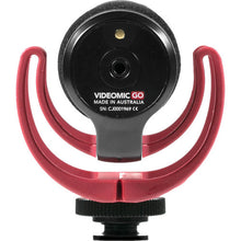 Load image into Gallery viewer, Rode VideoMic GO Camera-Mount Shotgun Microphone