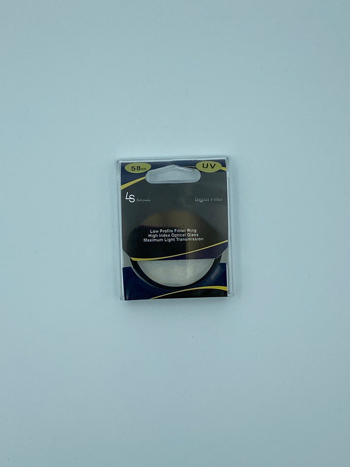 Ls Photography 58mm Uv filter