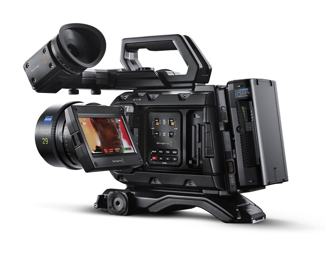 Blackmagic 12K Video Camera