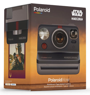 Polaroid Now The Mandalorian