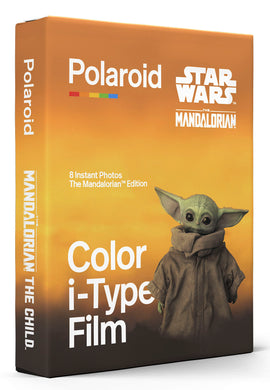 Polaroid Star Wars Mandalorian Color i-Type Film