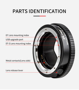 EF-R2 Lens Adapter Ring