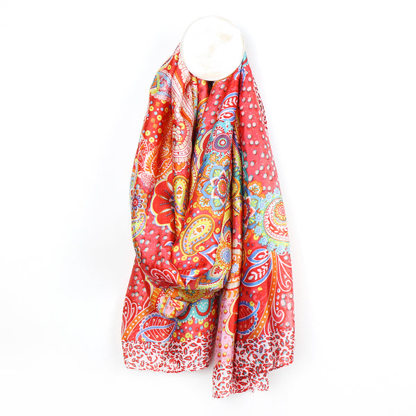 Polyester Square Scarves