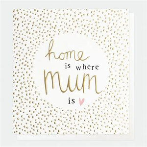 home is where mum is