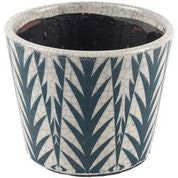 Load image into Gallery viewer, Grand Illusions Old Style Dutch Pot - Teal - HOME