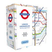 TFL London Underground Map 500 piece jigsaw