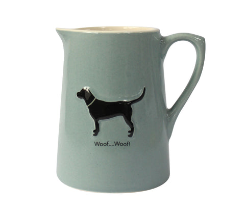 Bailey & Friends Lab Duck Egg Blue Jug