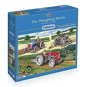 Gibson The Ploughing Match Jigsaw Puzzle