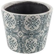 Grand Illusions Old Style Dutch Pot - Teal - HOME