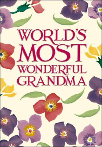 World's Most Wonderful Grandma
