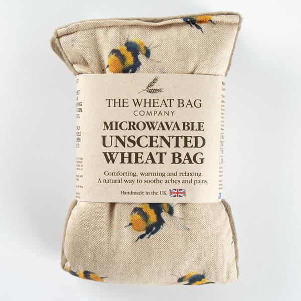 The Wheatbag Company Unscented Microwaveable Wheat Bag