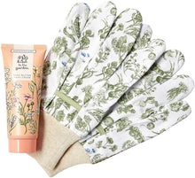 Load image into Gallery viewer, In the Garden - Gardening Gloves and Hand Cream Set - TLT