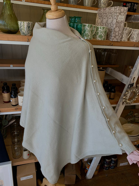 Knitted Poncho - Assorted