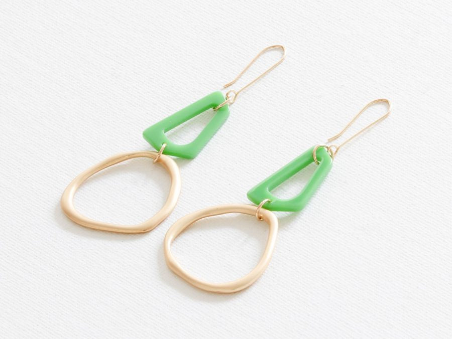 Malia Shape Earrings