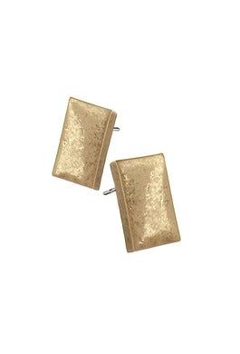 Rectangular Studs - JEWELLERY