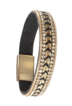 Load image into Gallery viewer, Chevron Fantasia Bracelet - JWR