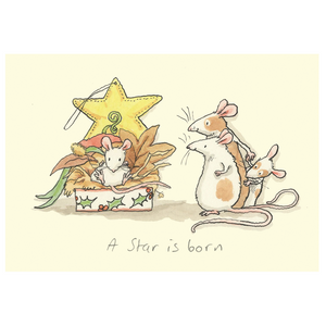 Two Bad Mice Christmas Cards