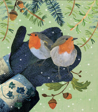 Load image into Gallery viewer, Canns Down Press Charity Christmas Cards - XMAS